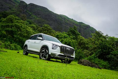 New Hyundai Alcazar 2021: Observations after 1 day of driving