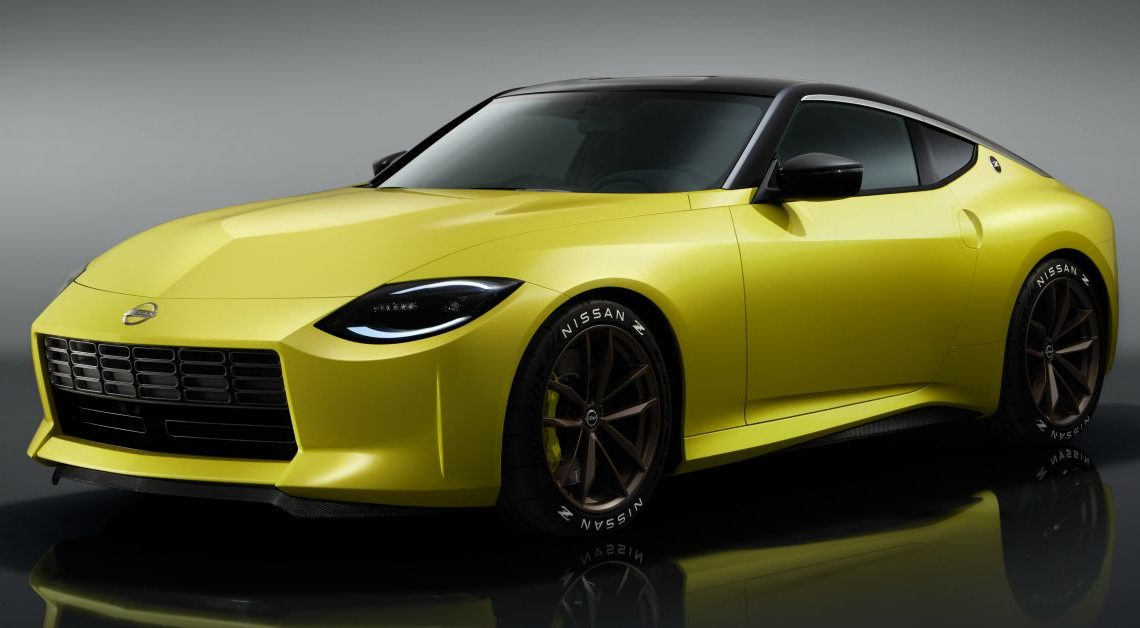 New Nissan Z sports car set to debut on August 17 – paultan.org