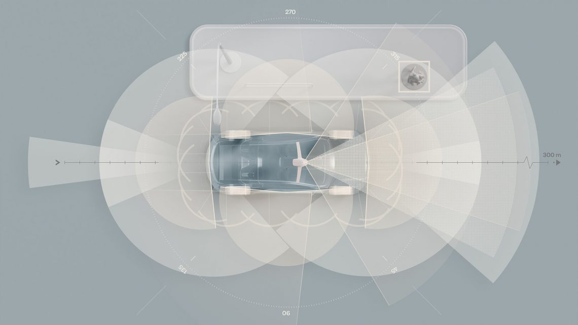 Next-Gen Volvos Will Include LiDAR as Standard, Offer 'Unsupervised' Automated Driving