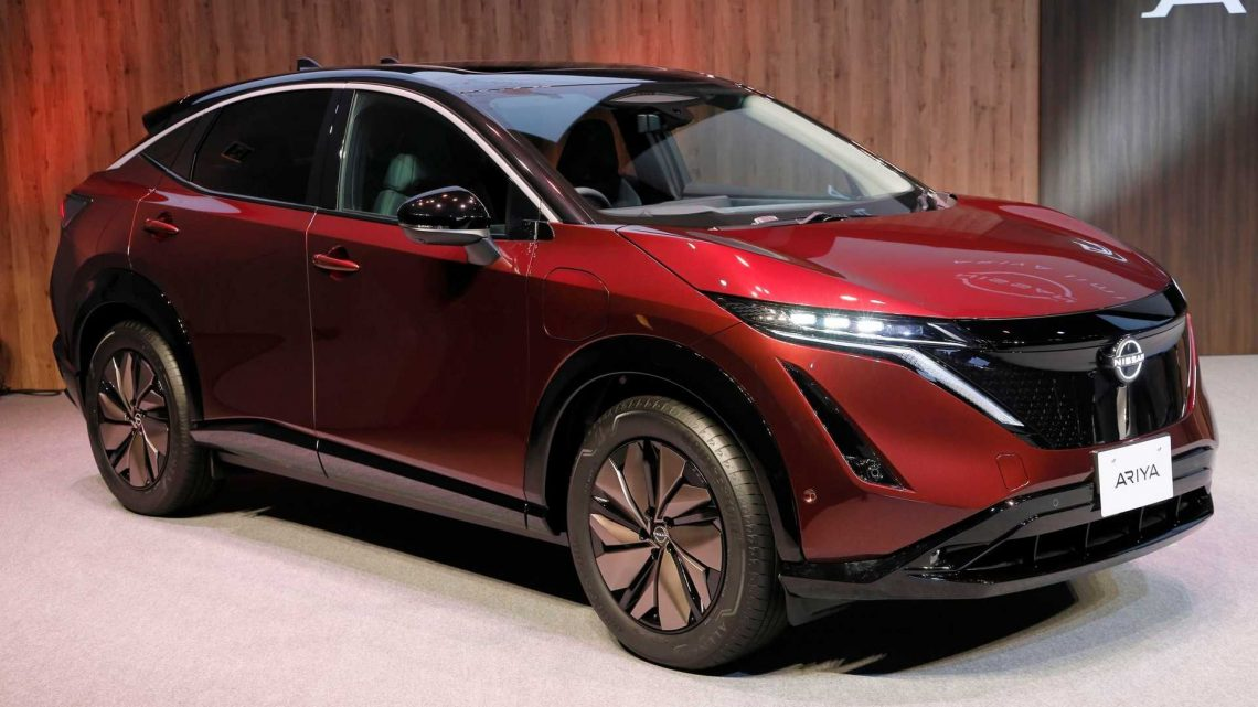 Nissan Opens Ariya Pre-Orders In Japan, But The Launch Is Delayed