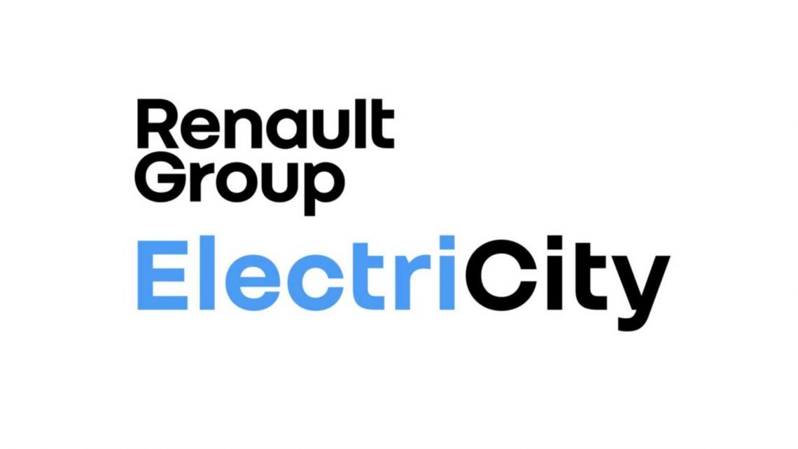 Renault Creates ElectriCity EV Production Center For 400,000/Year
