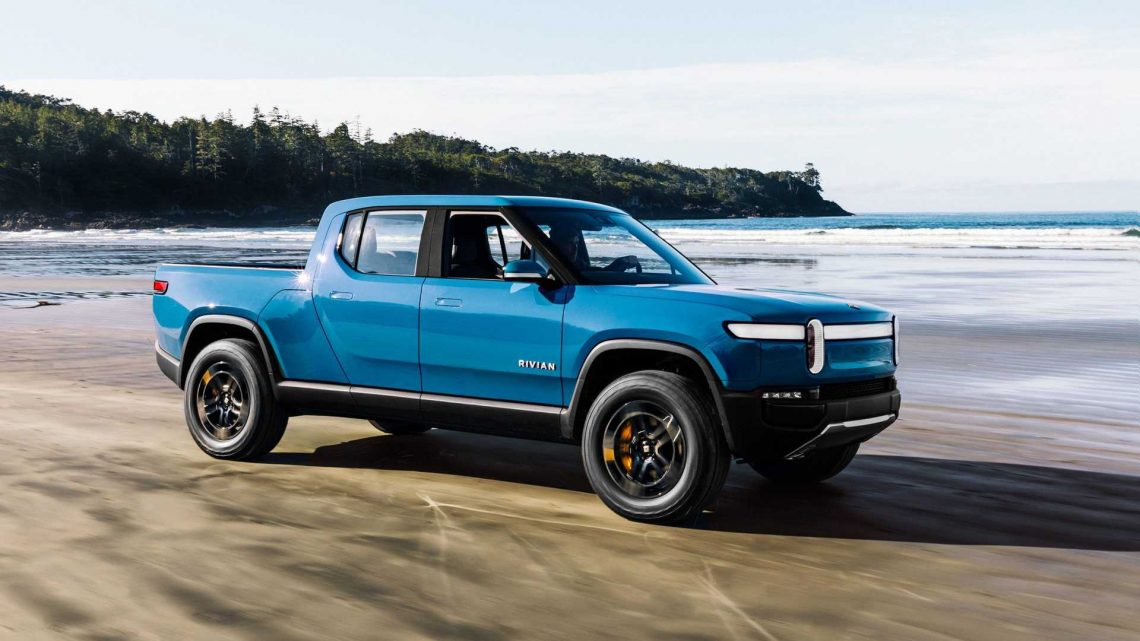 Rivian R1T, R1S, Delivery Van Headed To New Zealand For Testing