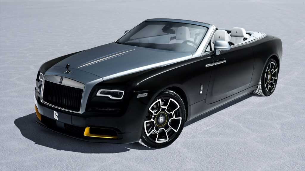 Rolls-Royce's Landspeed Collection Is Lightly Salted Luxury