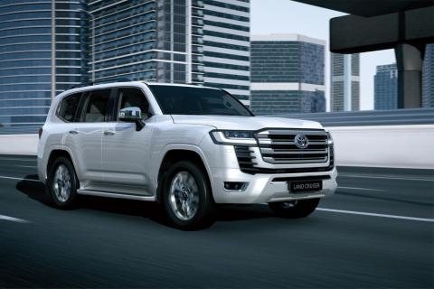 Rumour: Toyota Land Cruiser 300 India launch by end-2021