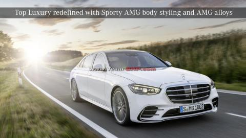 Scoop! W223 Mercedes S-Class launch in June; details revealed