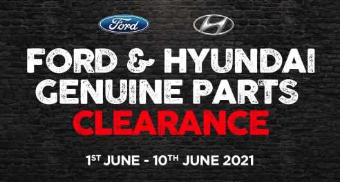 Sime Darby Motors and SpareXHub announce 10-day clearance sale of Ford, Hyundai spare parts, up to 90% off – paultan.org