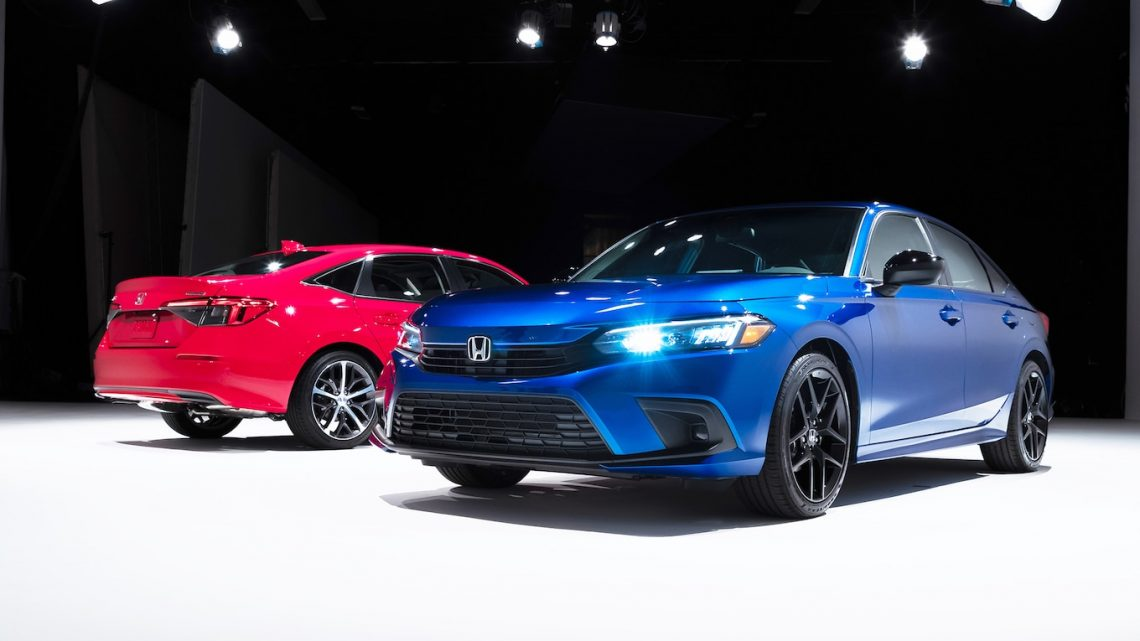 The 2022 Civic Si Will Definitely Be Available as a Sedan