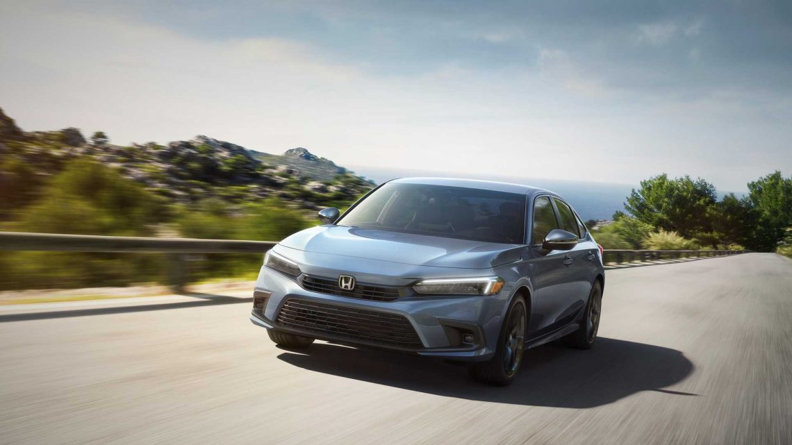 The Most Expensive 2022 Honda Civic Costs $33,729