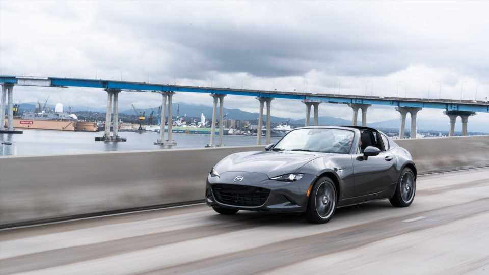 The Most Reliable Sports Cars in the Past Five Years