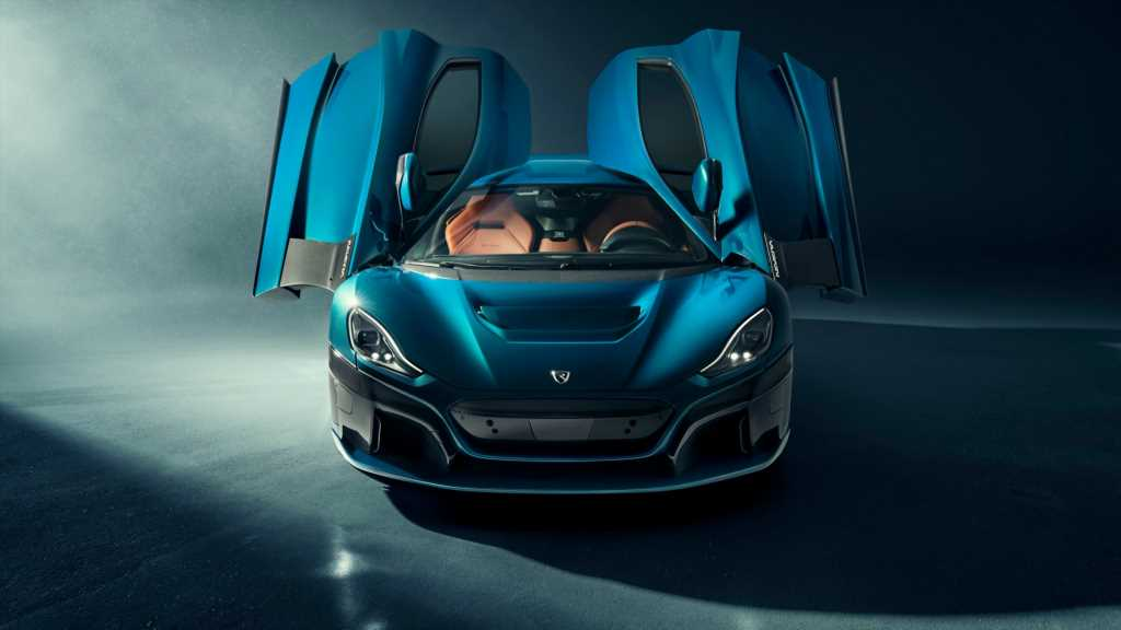 The Rimac Nevera Is a 1,914-HP, 258-MPH Electric Hypercar