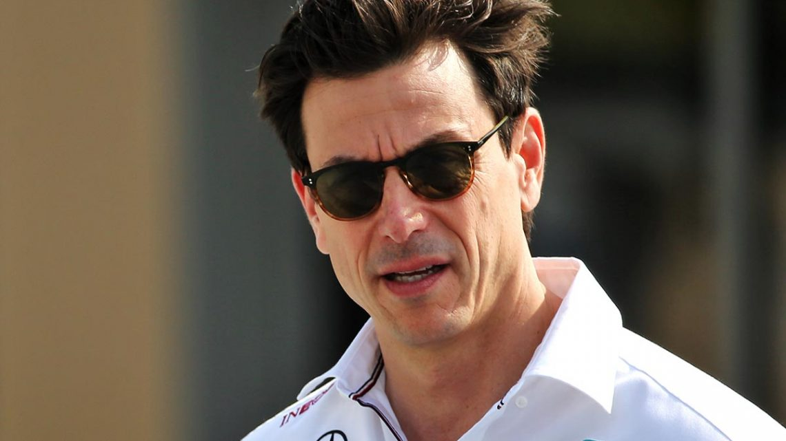 Toto Wolff should not have reacted to 'rude' Christian Horner
