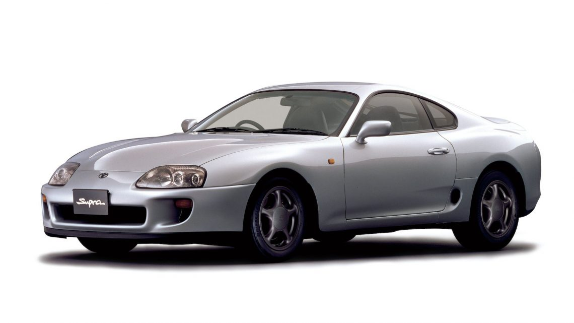 Toyota Is Making New Parts for Your A70 and A80 Supra