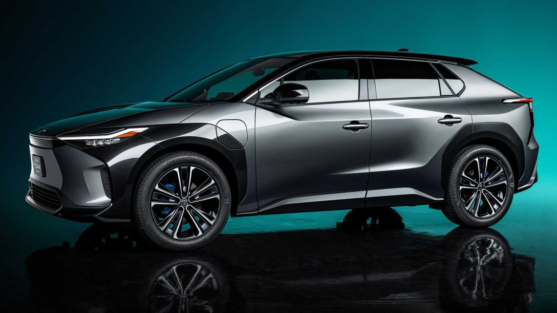 Toyota Will Build More EVs If It Decides There Is Demand For Them