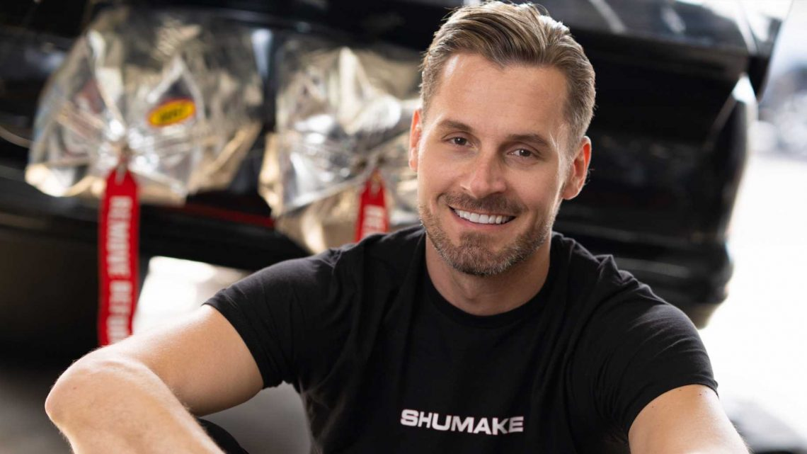 Travis Shumake Strives to Become First Openly Gay NHRA Funny Car Driver