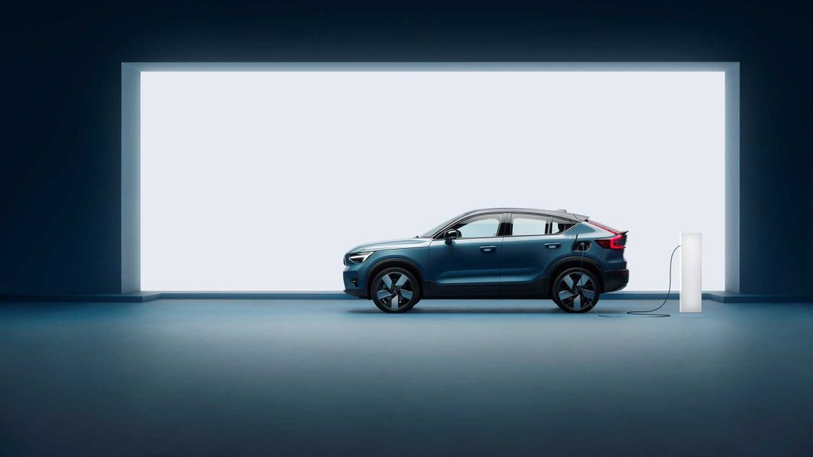 Volvo C40 Recharge Now Available For Order In Europe