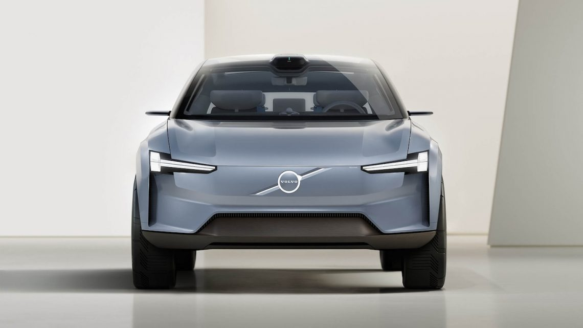 Volvo Concept Recharge First Look Review: Fully Upgradable