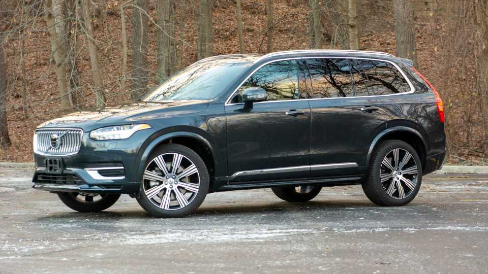 Volvo Confirms Next-Gen XC90 Electric With Lidar Technology
