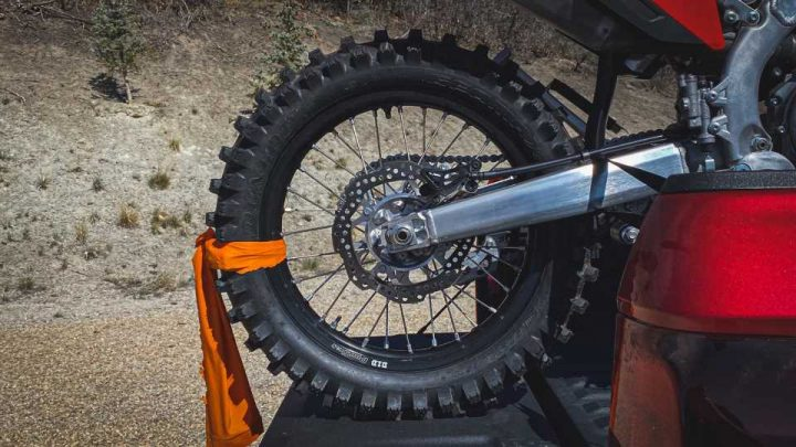 What Exactly Is a Motorcycle Swingarm?