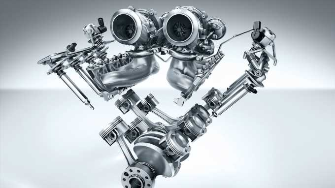 What Is a Hot Vee Engine and How Does It Work?
