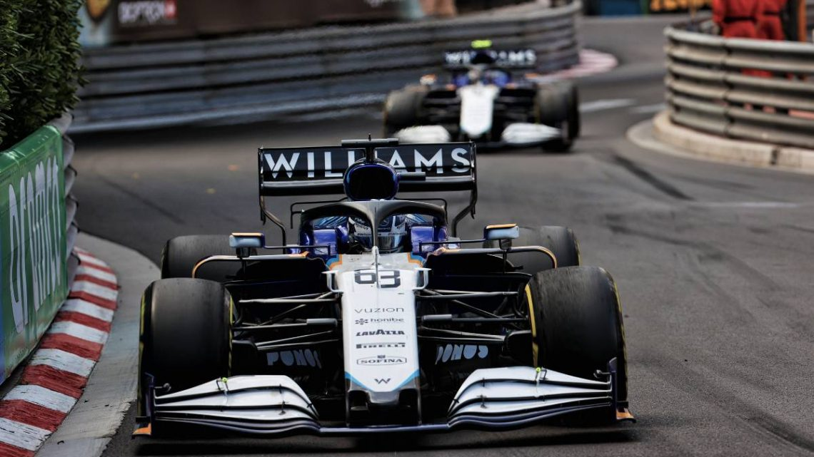 Williams attempt to combat wind sensitivity issues
