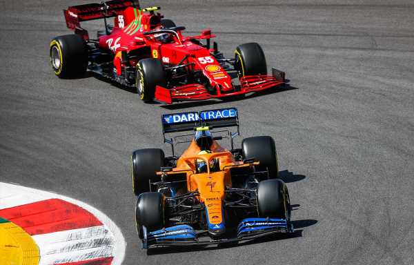 'Dirty air' pace is Ferrari's next area to improve on   Planet F1
