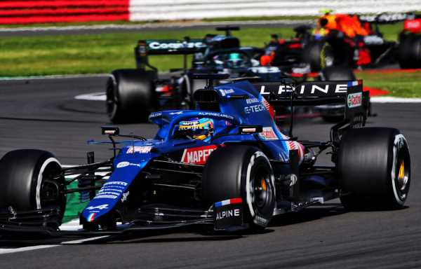 'Fernando Alonso is one of the great talents in the history of F1'