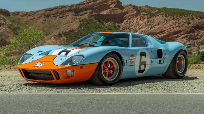 1969 Superformance Ford GT40 MKI 50th Anniversary First Drive Review