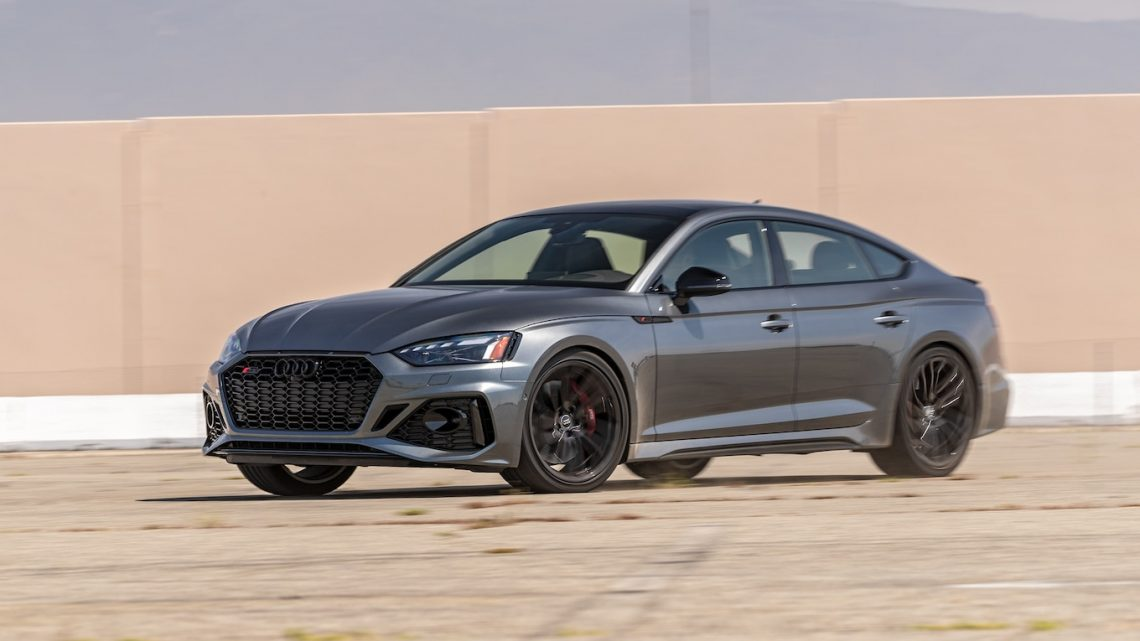 2021 Audi RS5 Sportback First Test: Just … Wow