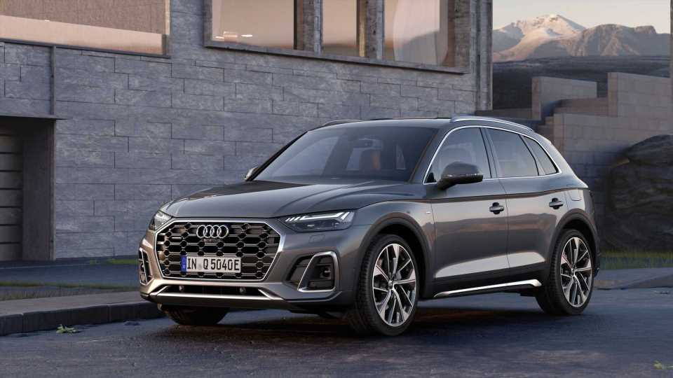2022 Audi Q5 PHEV Will Go Further With Bigger Battery: EPA Rating