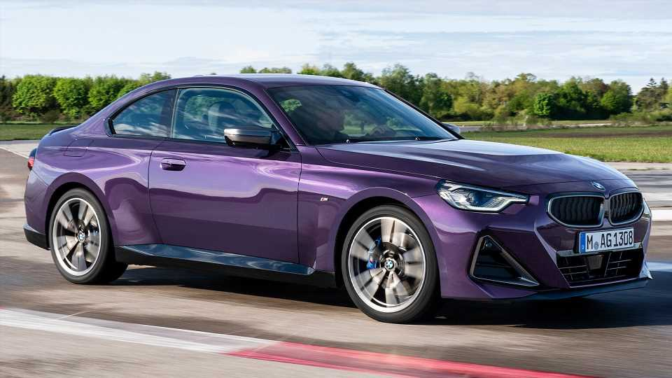 2022 BMW 2 Series: BMW's Best Coupe Gets a Bold New Design, More Power