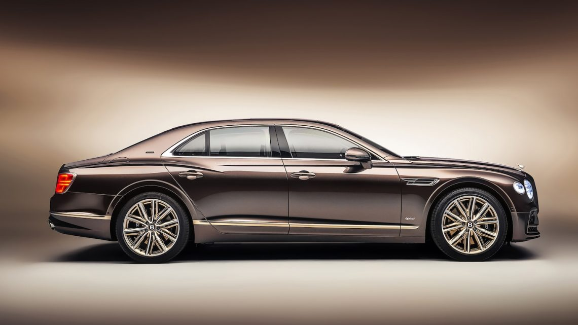 2022 Bentley Flying Spur Hybrid Odyssean Edition First Look Review