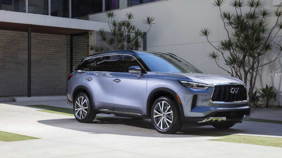 2022 Infiniti QX60 Will Battle MDX and XC90 With\u2026 Standard Features!