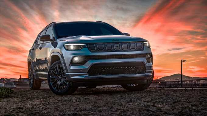 2022 Jeep Compass First Look: Baby Wagoneer Looks and Fresh Tech