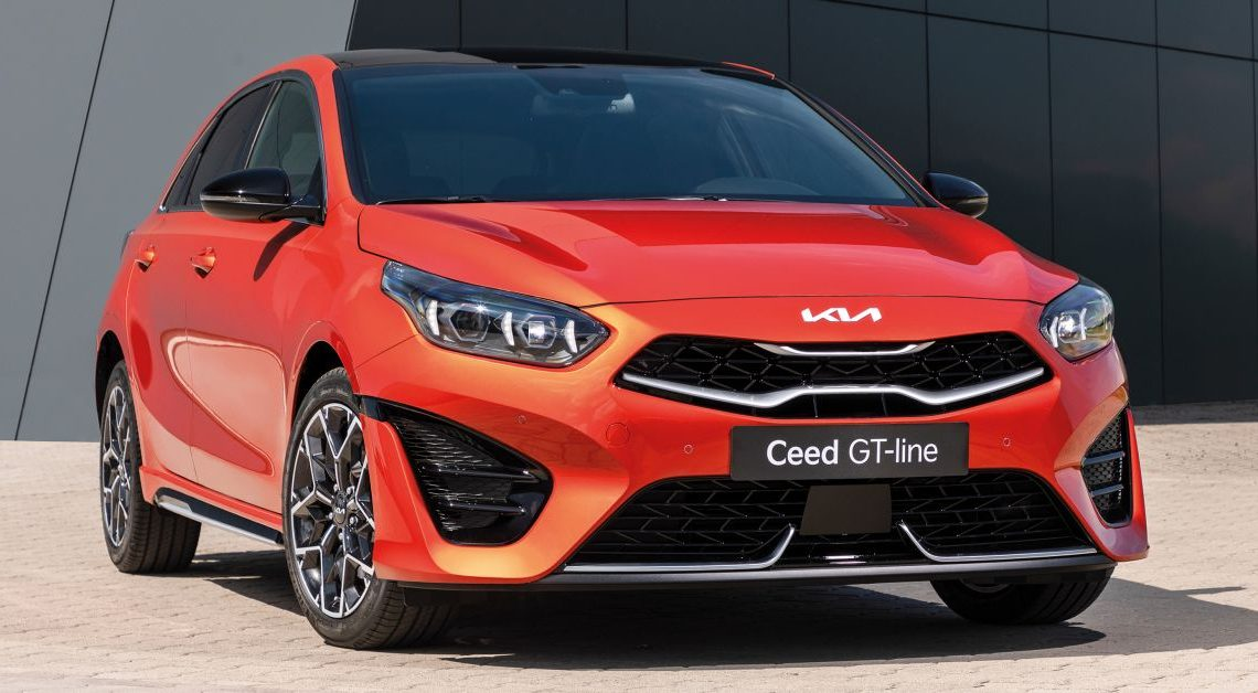 2022 Kia Ceed facelift unveiled – fresh exterior design with improved safety features, available in Q4 2021 – paultan.org