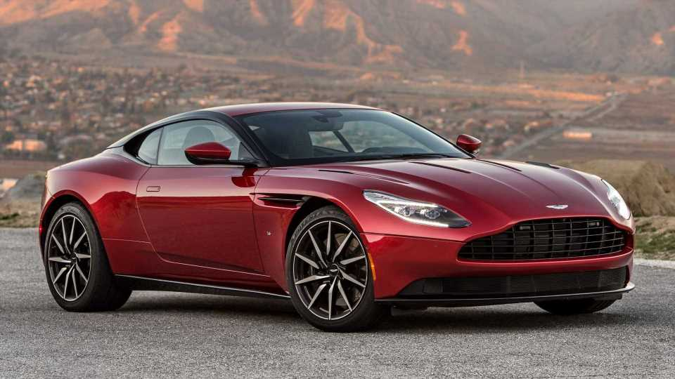 Aston Martin Vantage And DB11 Successors Will Be Fully Electric