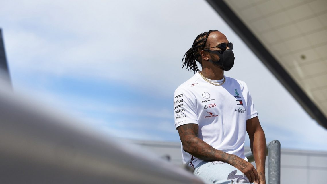 At Last, the FIA Is Asking F1 Fans to Stop Racially Abusing Hamilton