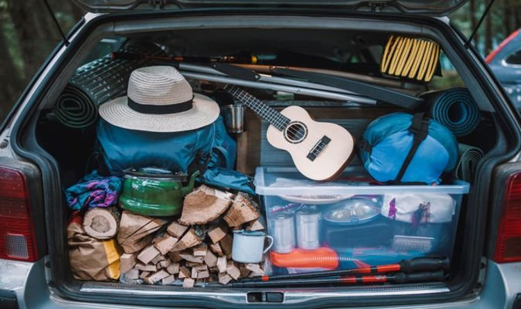 'Be prepared': How you pack the car could lead to dangerous driving this summer