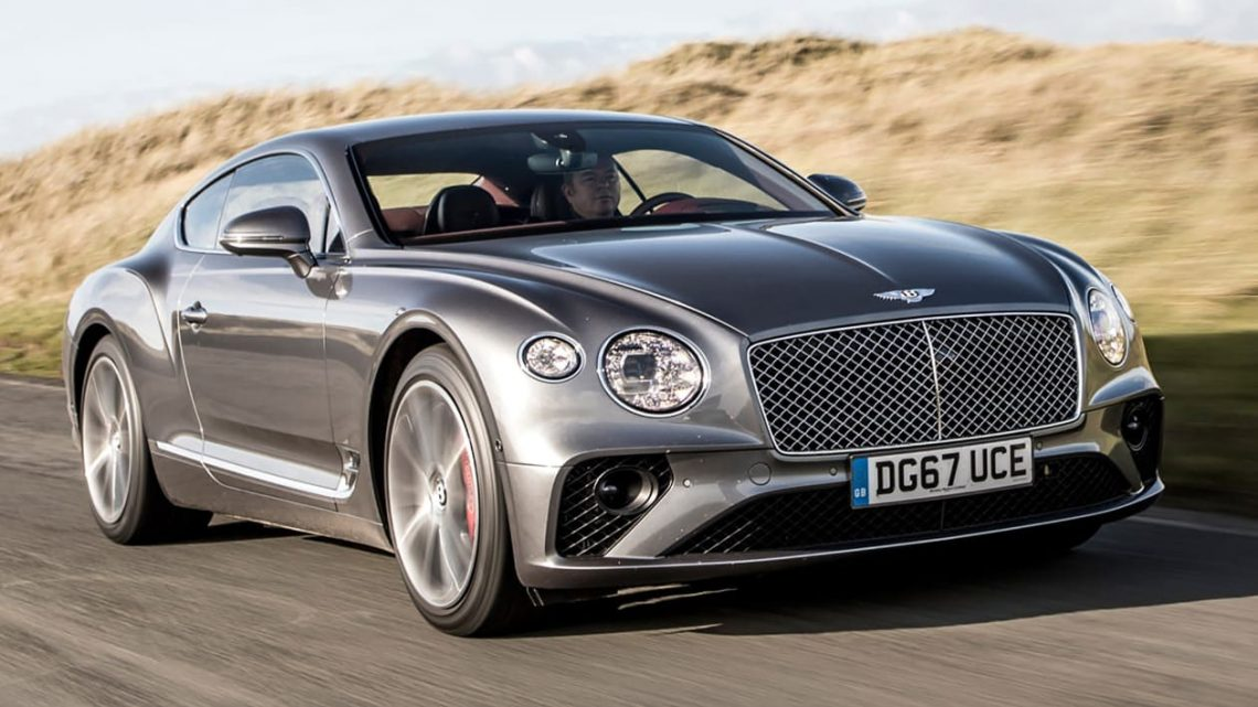 Bentley Bentayga, Flying Spur and Continental GT to survive the switch to electric