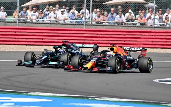 Bottas could feel 'something was going to happen'