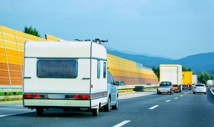 Caravan owners may be caught out by purchasing second-hand tow cars ahead of staycations
