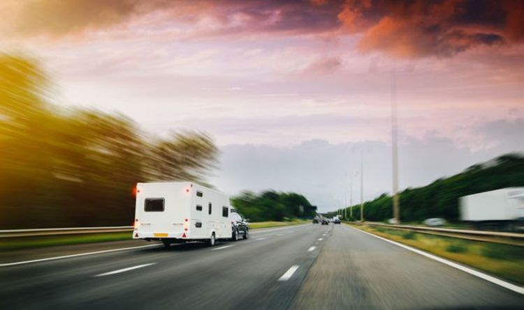 Caravan owners 'more vulnerable' as experts urge drivers to install tracking devices