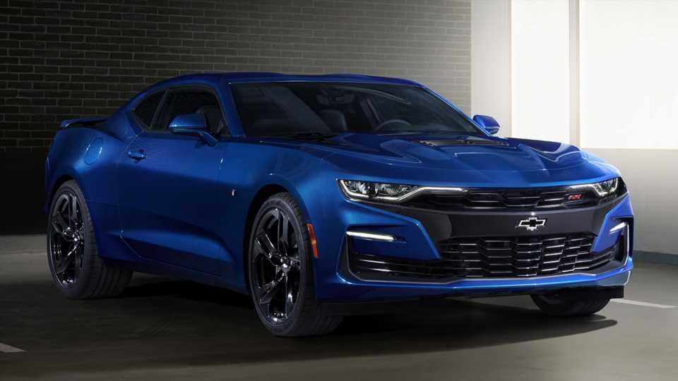 Chevy Camaro Sales Are in a Death Spiral