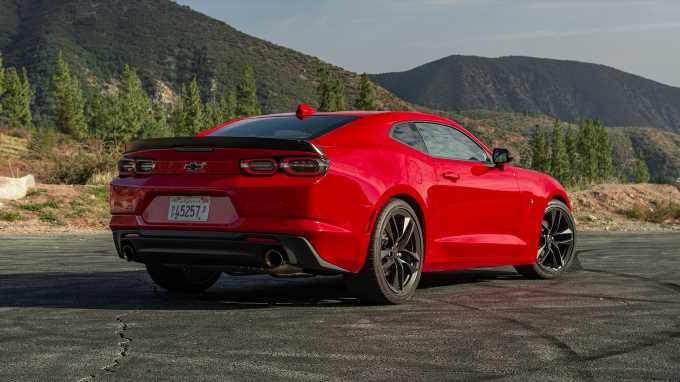Chevy Is Killing the Camaro in 2024, Replacing It With an Electric Performance Sedan