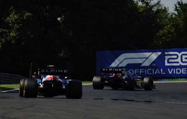 Fernando Alonso: Two Alpines in Q3 eased pace concerns