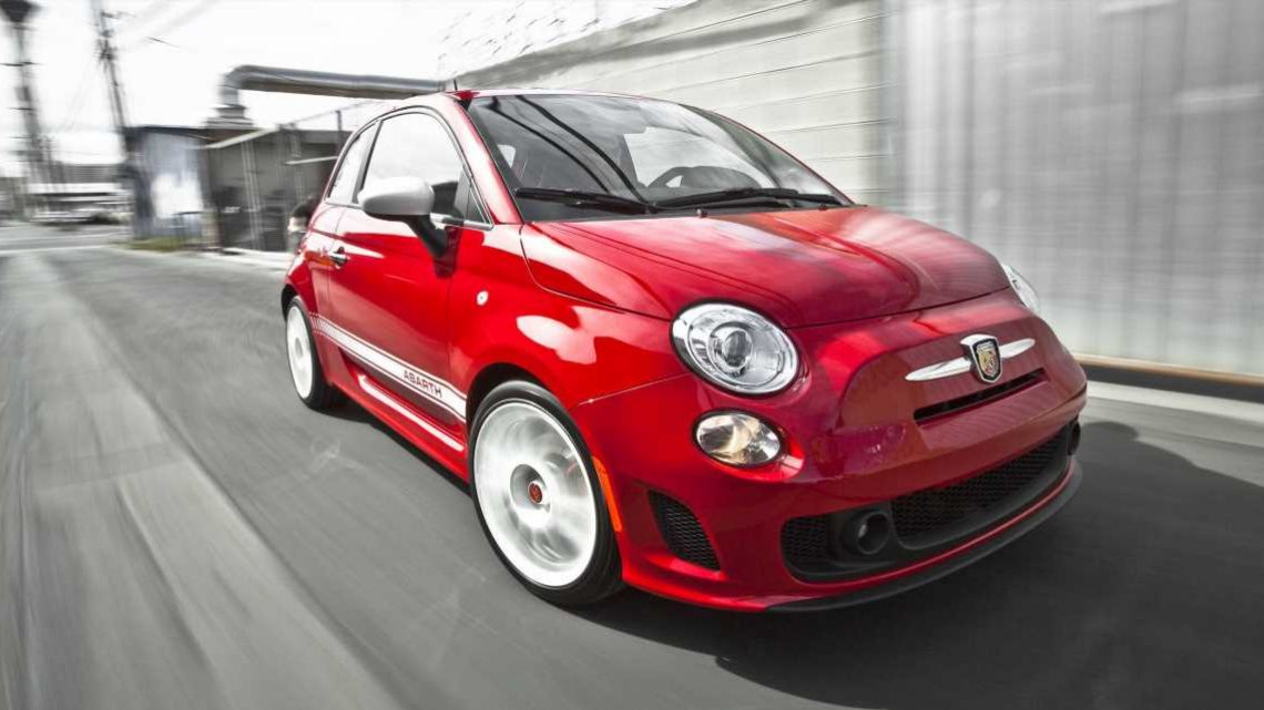 Fiat\u2019s Abarth Will Be All-Electric in 2024