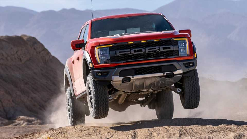 Ford's New 'Rattler' Trademark Hints at New Off-Road Model