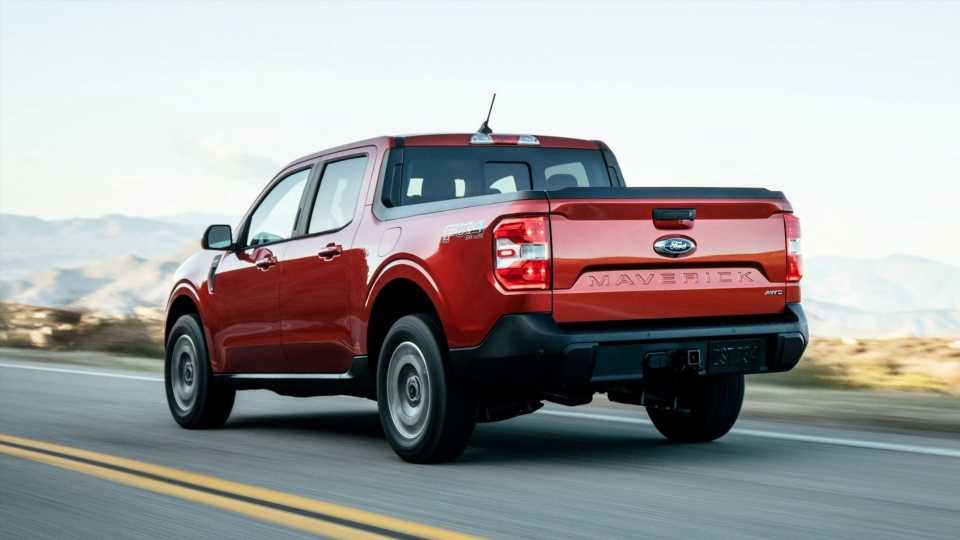 Ford's New Maverick Has a Surprising Amount of Storage