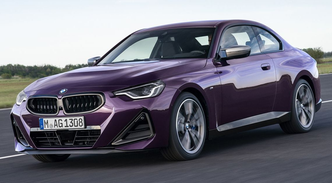 G42 BMW 2 Series Coupé debuts – 2.0 litre petrol and diesel engines; 3.0L M240i xDrive with 374 hp/500 Nm – paultan.org