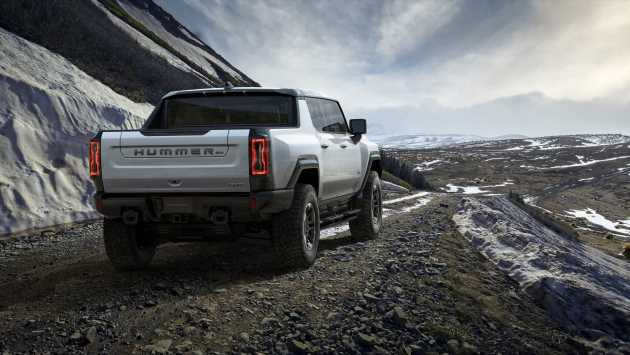 GM to launch third electric pick-up truck later this year