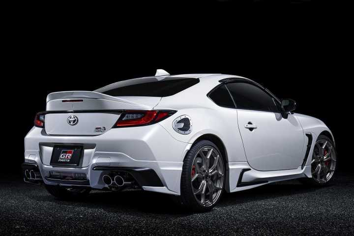 Gazoo Racing goes all in on new GR 86 concepts
